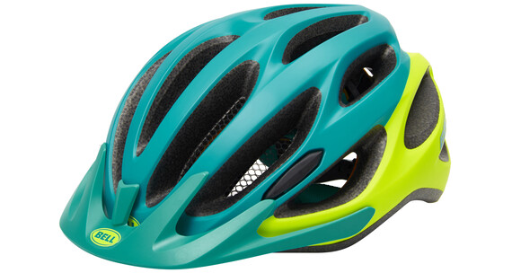 Bell Traverse Mips helm geel/turquoise